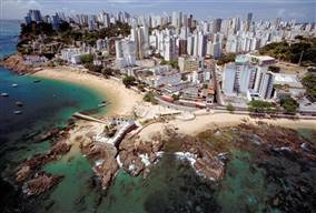 Salvador, A Fine Blend Of History, Nature And Modern Conveniences